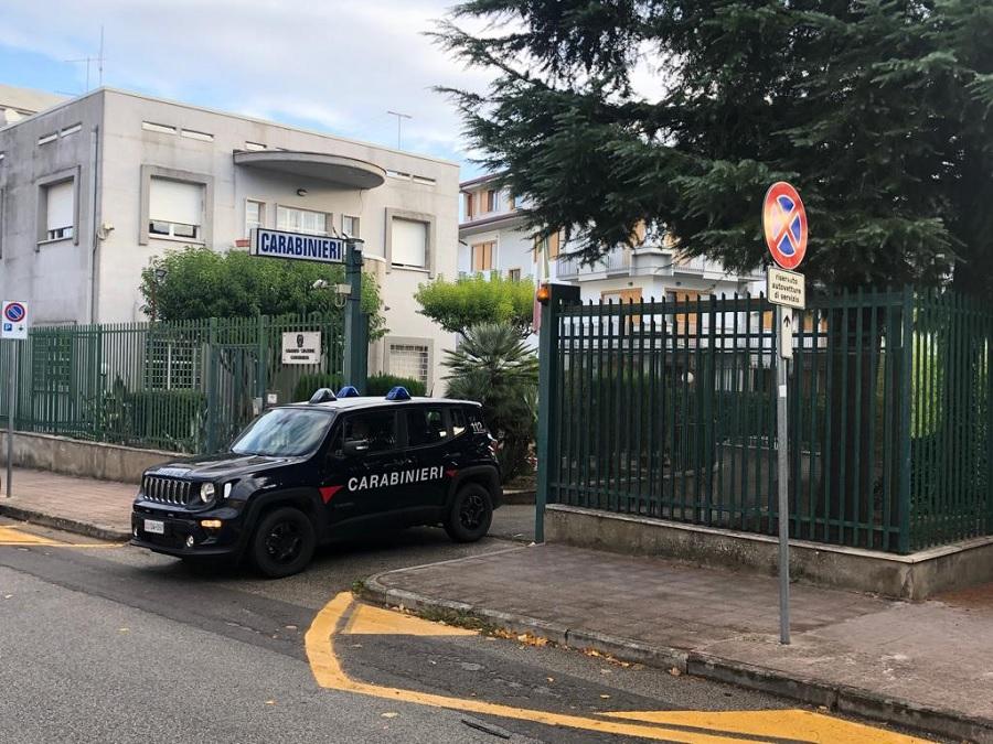 Intitolazione di una Piazzetta all'appuntato dei Carabinieri Gennaro Soricelli a San Giorgio del Sannio