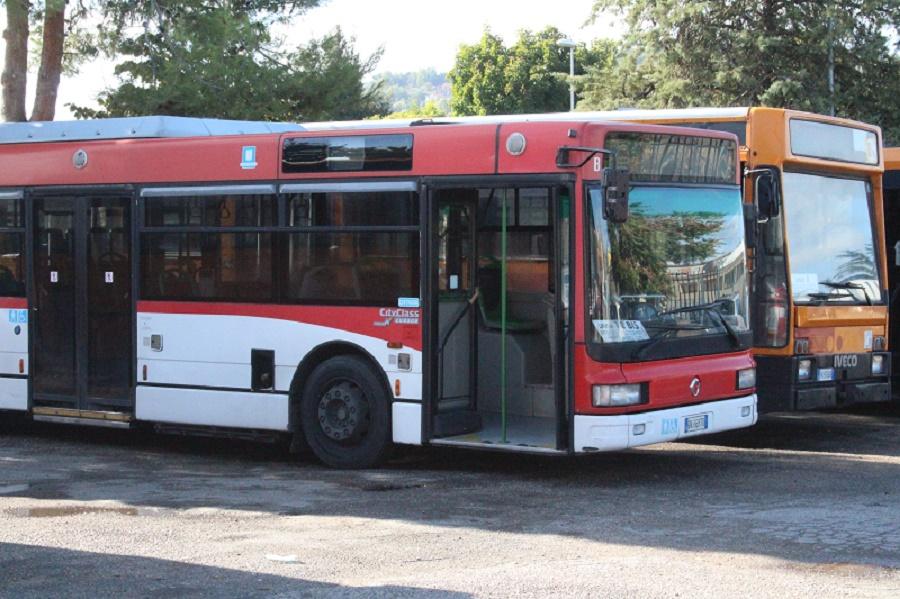 La Trotta-Bus sanifica le proprie vetture con la tecnica dello shock termico