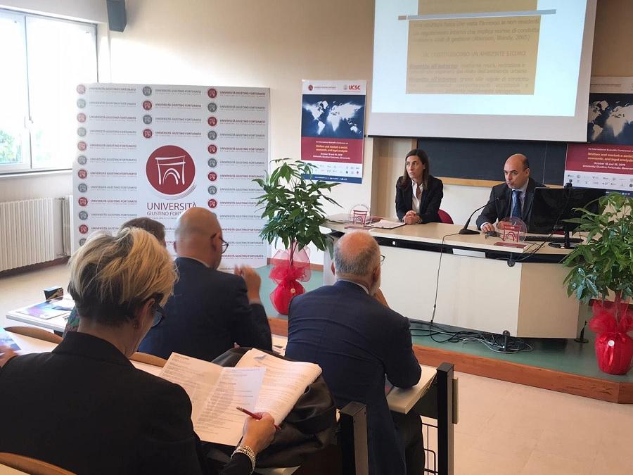 """UniFortunato: Successo per la Prima Edizione del Convegno Internazionale """"Welfare e Mercato"""""""
