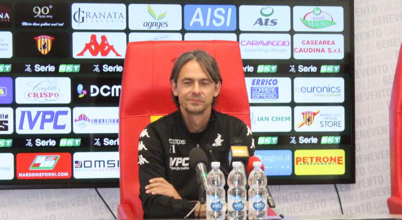 """Arriva l'Empoli, Inzaghi : """" Mi interesso solo dei miei calciatori"""""""