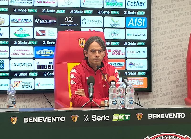 """Inzaghi : """"La Juve Stabia i suoi punti li ha fatti in casa, bisogna stare attenti"""""""