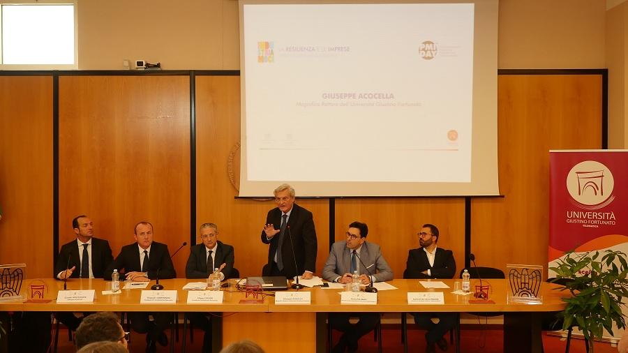 Oltre 140 Studenti al PMI Day di Benevento
