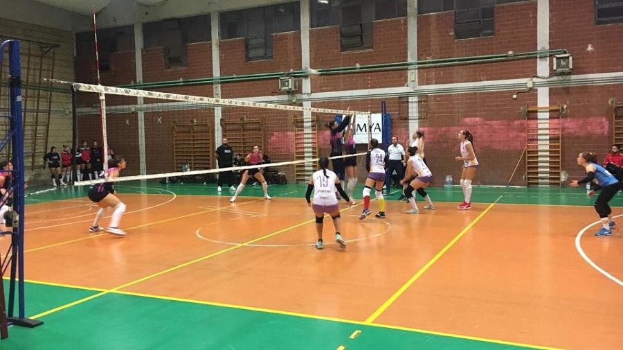 Accademia sconfitta a testa alta ad Aversa