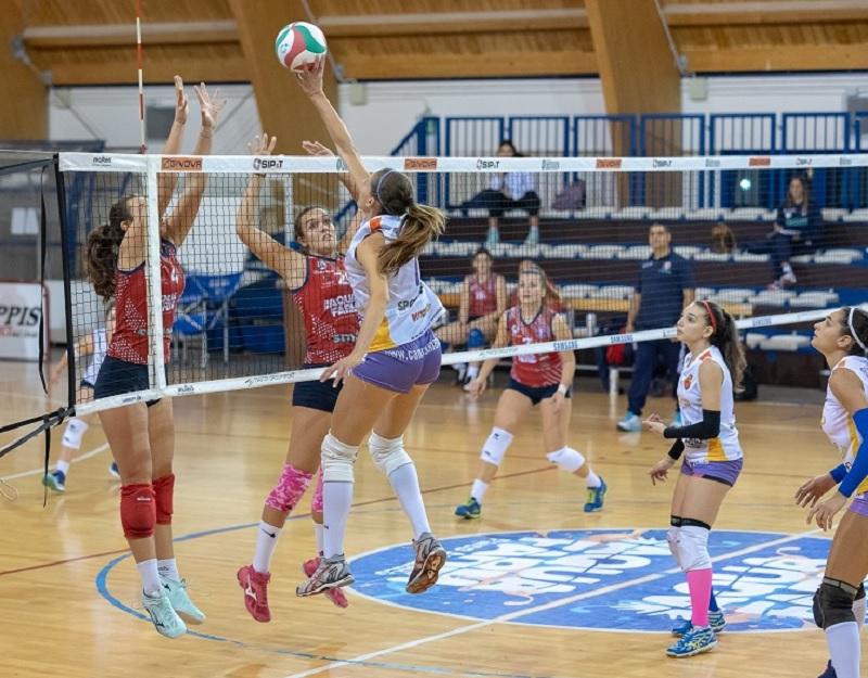 Accademia Volley,le giallorosse domani a Benevento incontreranno la Gimel S. Agata