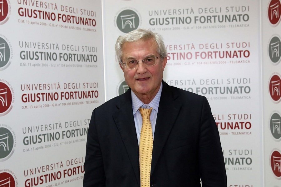 Il nuovo Rettore dell'Unifortunato è il Prof. Giuseppe Acocella