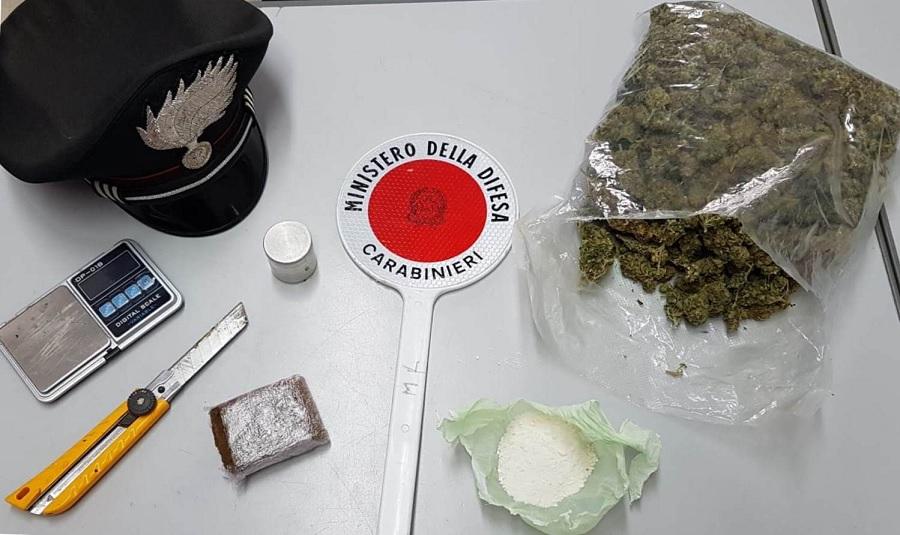 Benevento: ancora un'altro arresto per spaccio di droga