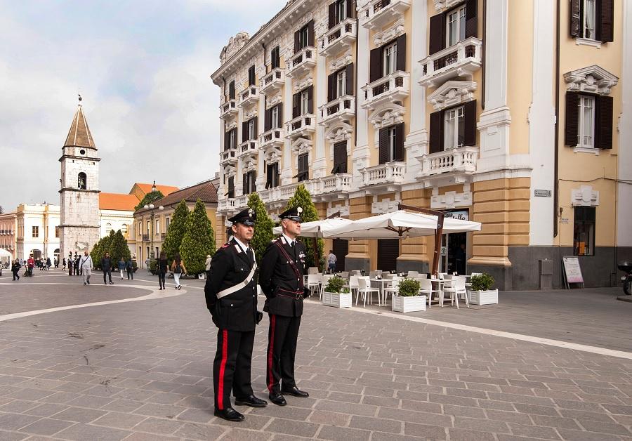 Benevento: sarà presentato domani il Calendario Storico dell'Arma dei Carabinieri