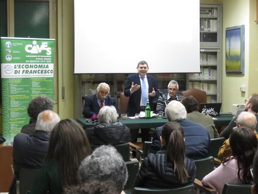 CIVES: la sfida dell'economia civile secondo Suor Alessandra Smerilli