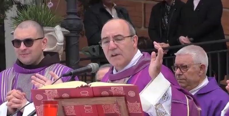 Settimana Santa. Calendario delle celebrazioni in Cattedrale  presiedute dall'arcivescovo mons. Felice Accrocca.