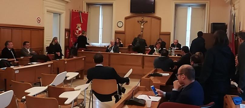 Venerdì 31 luglio una nuova seduta del Consiglio comunale