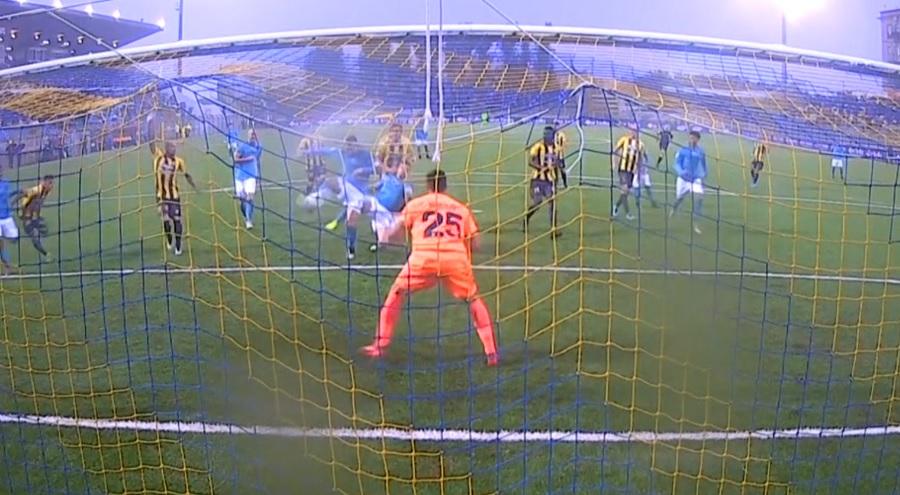 Un Benevento tutto cuore strappa un pareggio al Menti di Castellammare di Stabia. Juve Stabia 1 Benevento 1
