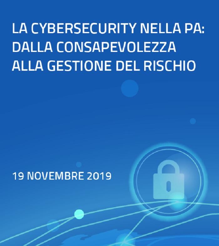 Il 19 novembre a Palazzo Paolo V un convegno sulla Cybersecurity nella PA