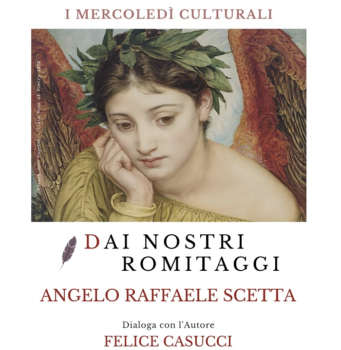Conversazione con Angelo Raffaele Scetta presso la Fondazione Gerardino Romano