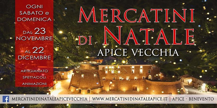 """""""Natale al Borgo"""" di Apice Vecchia.La presentazione il 18 Novembre"""