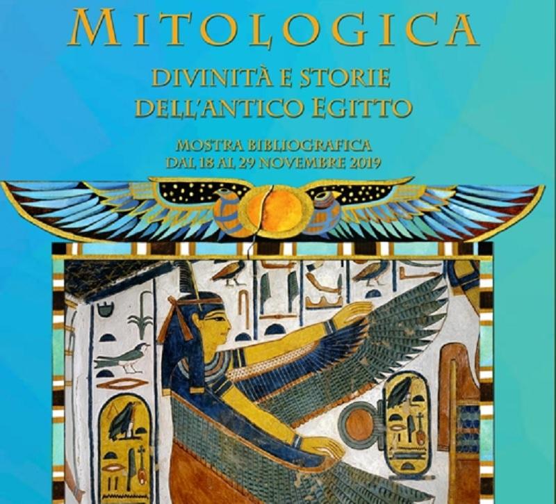 Divinità e Storie dell'Antico Egitto nella Biblioteca Provinciale di Benevento