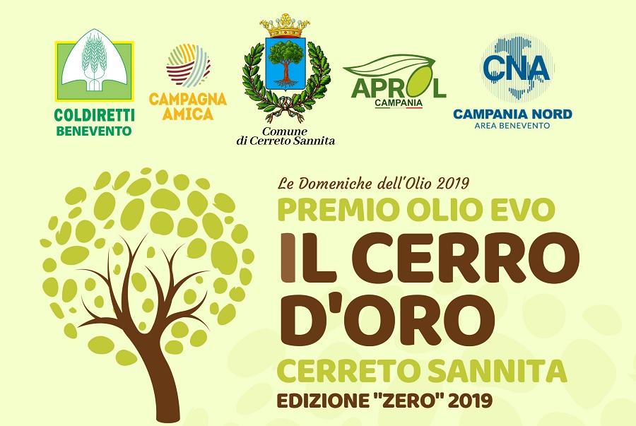 Sannio: Coldiretti,per la prima volta un premio all'olio EVO