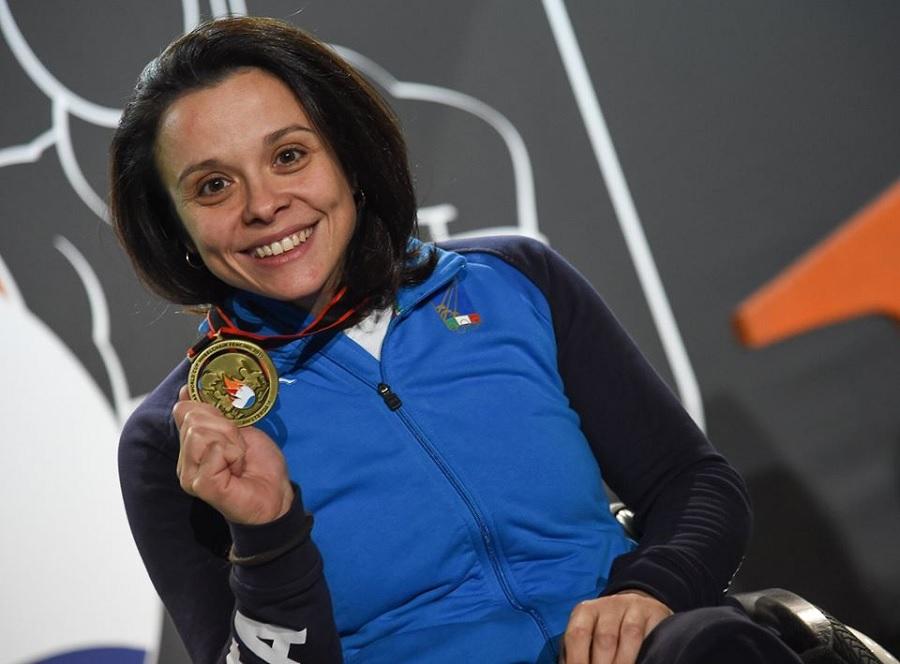 La beneventana Rossana Pasquino conquista la medaglia d'oro di Coppa del Mondo di Sciabola