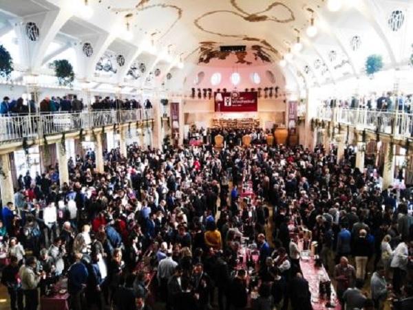 I numeri di Casa Sannio alla 28^ edizione del Merano WineFestival avvalorano l'investimento della Camera di Commercio