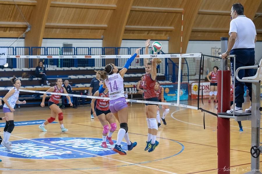Accademia Volley. Grande Match domani con la Volalto Caserta 2.0