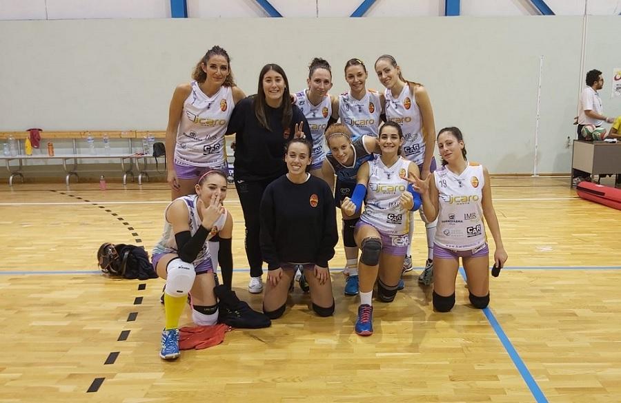 L'Accademia sorride anche in Coppa Campania superando l'Elisa Volley Pomigliano