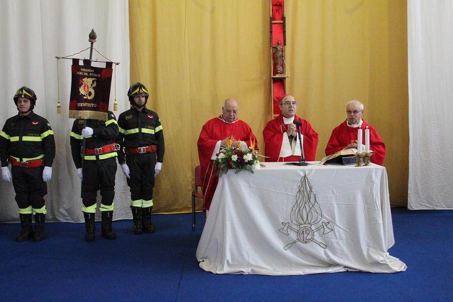 Nella giornata di Santa Barbara i Vigili del Fuoco ricordano i tre colleghi deceduti ad Alessandria