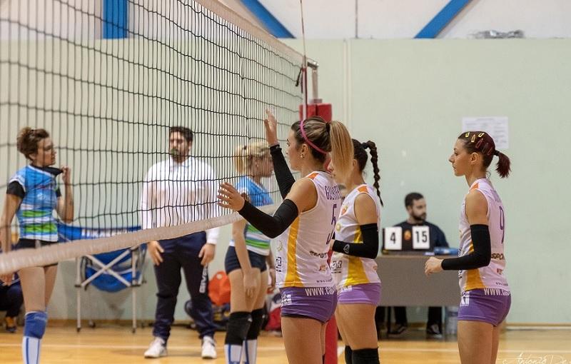 Nuova gara per l'Accademia Volley a Pontecagnano per la finale