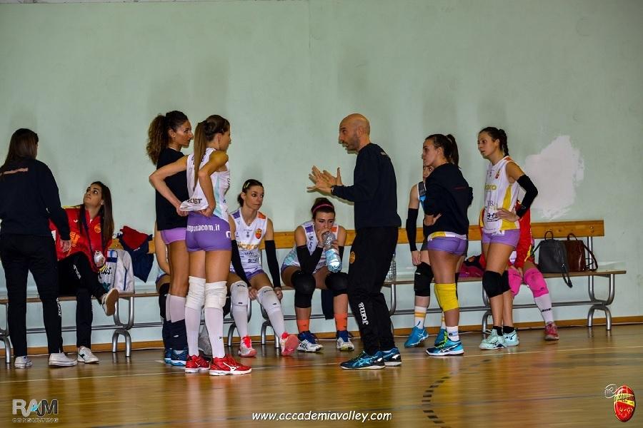 Accademia Volley, ko contro la capolista Volalto 2.0