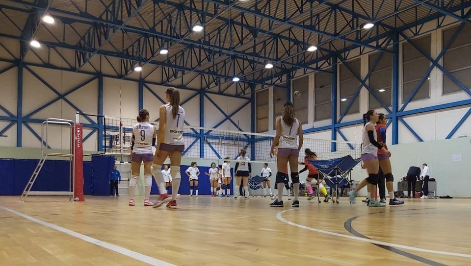 l'Accademia Volley torna al successo contro la Gimel S. Agata