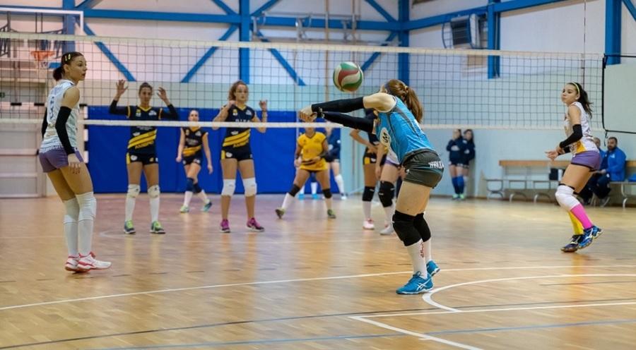 Anticipata a domani la gara valevole per l'ottava giornata del campionato per l'Accademia Volley