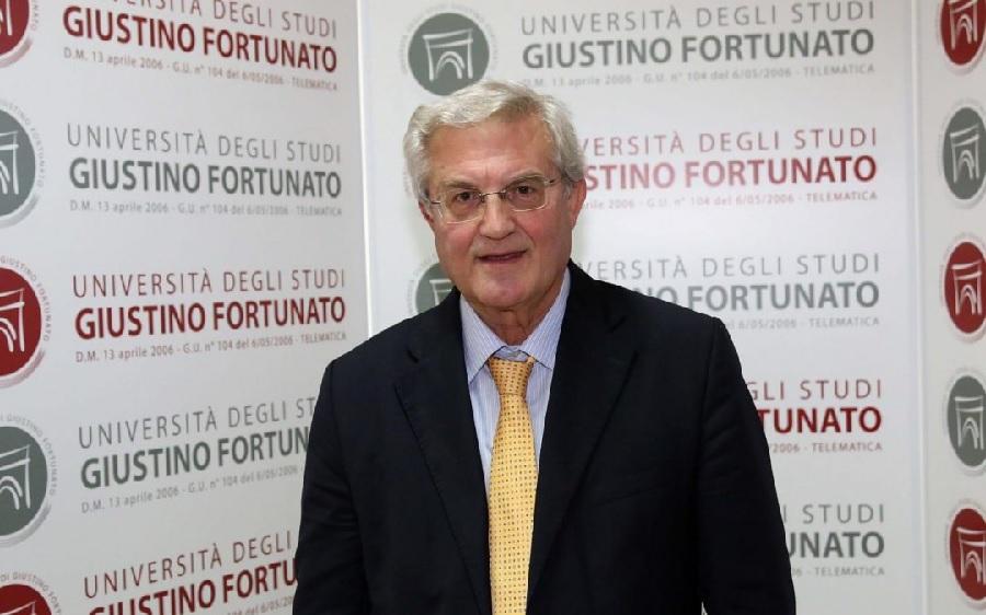 """Nomina a Ministro di Gaetano Manfredi. Acocella : """" eccellente scelta per competenza e rappresentatività"""""""