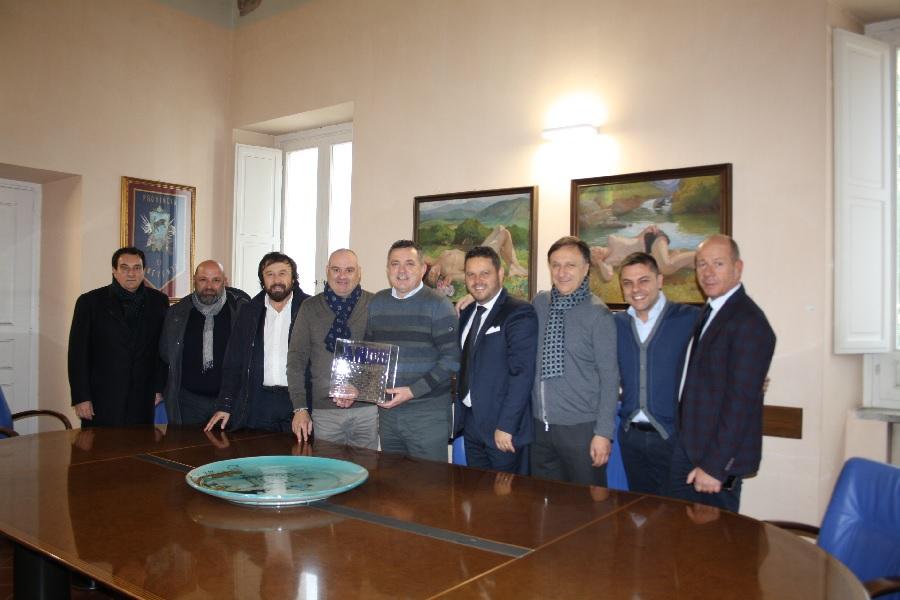 L'Ance incontra il Presidente della Provincia De Maria