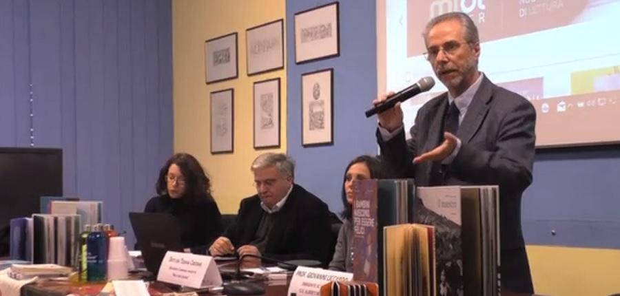 All'Alberti inaugurata la Bibliomedia per promuovere la lettura e la complicità scuola – famiglia e legalità