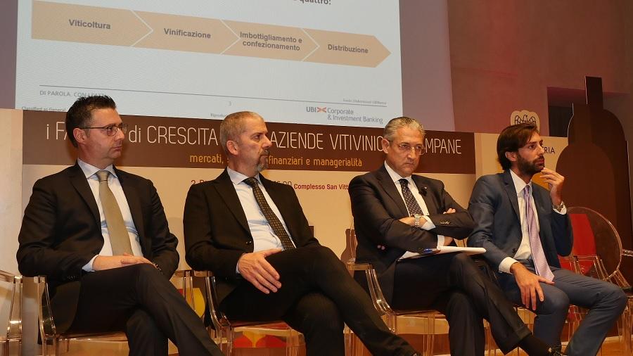 Tre i fattori di successo per la redditività economica delle aziende vitivinicole al convegno organizzato da Confindustria