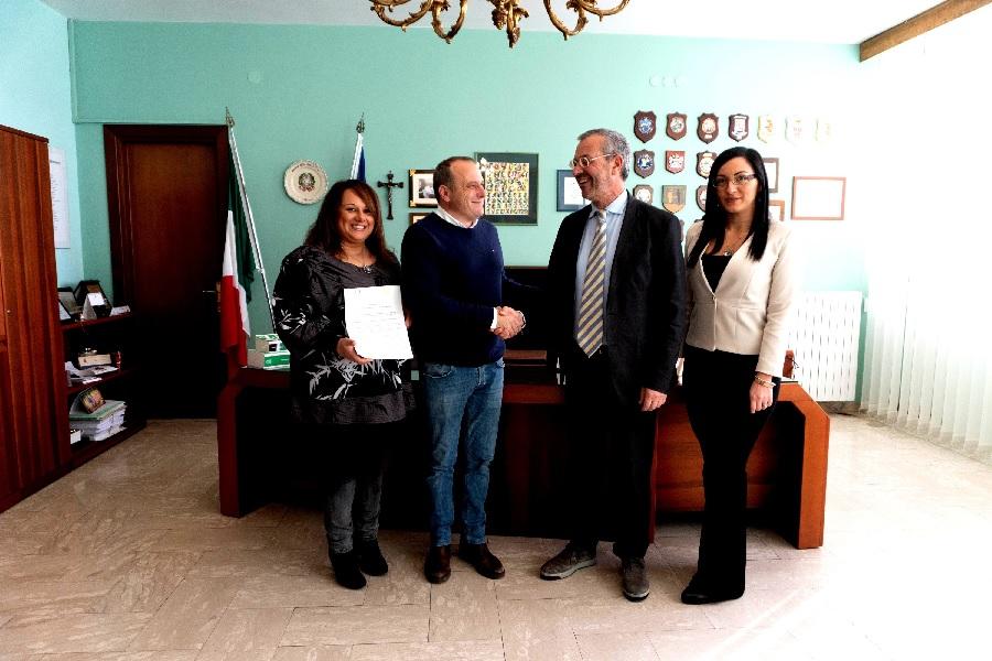 Firmata convenzione servizio volontariato tra Procura di Benevento e Cesvob