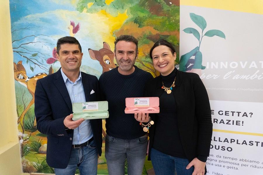 Educazione Ambientale: Continua il progetto dell'amministrazione di Castelpoto nelle scuole.