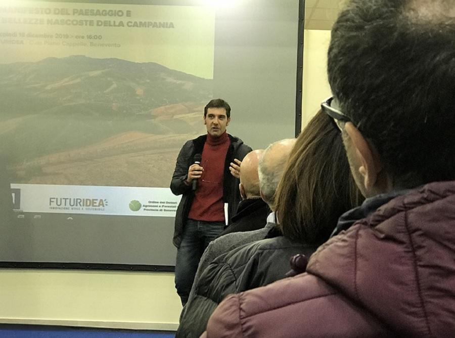 Grande successo ieri per l'evento sui paesaggi nascosti della Campania.