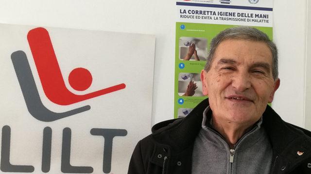 """LILT Benevento: il Presidente Salvatore Francione ringrazia i """"sanniti solidali"""" per una donazione"""