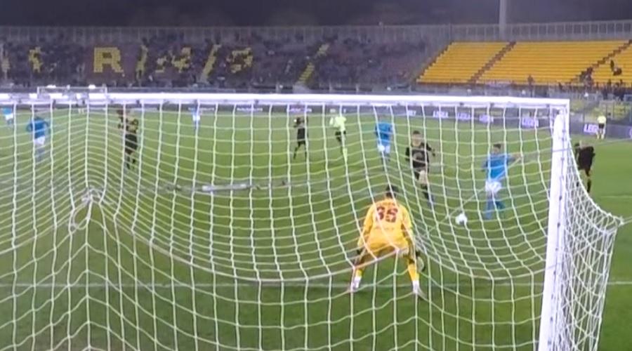 Continua la volata del Benevento che passa anche a Livorno. Livorno 0 Benevento 2