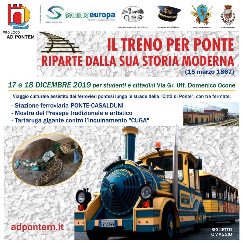 Pro Loco Ad Pontem, stilato il programma per le imminenti festività di fine anno.