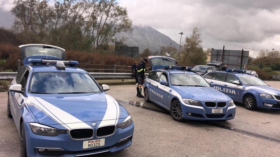 La Polizia di Stato intensifica i controlli su strada