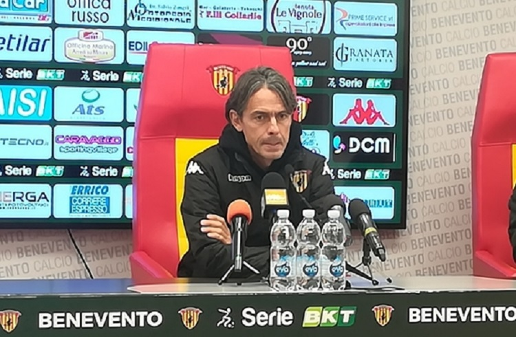 """Benevento Calcio. Inzaghi: """"Quelle come contro il Livorno sono le gare più difficili da giocare"""""""