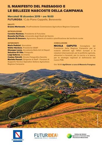 """Bellezze """"nascoste"""" della Campania, chiude l'evento l'on. Nicola Caputo"""