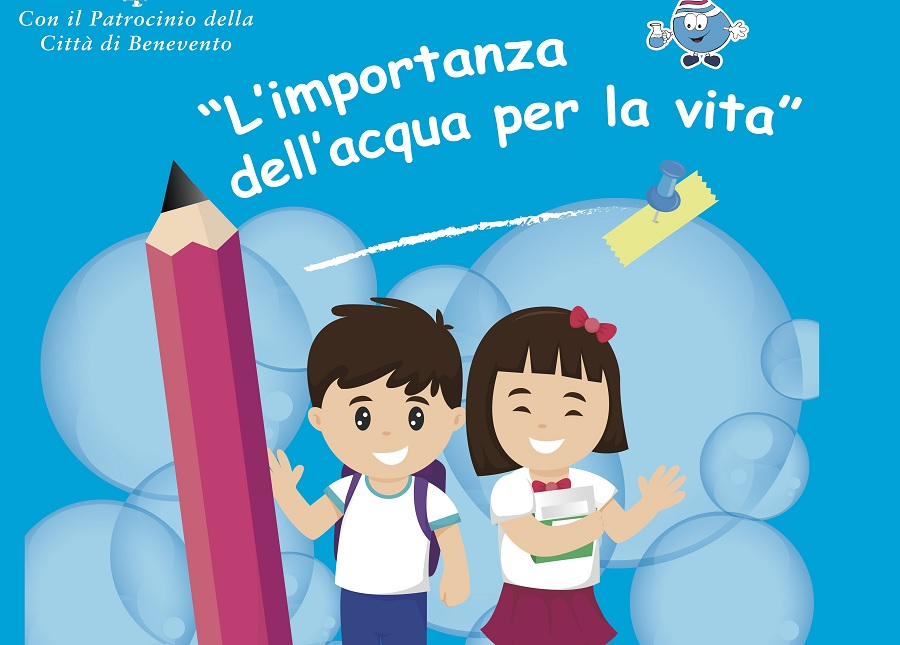 """Gesesa per la scuola e Unicef presenta """"H2SCHOOL"""" il Percorso formativo di educazione ambientale"""""""