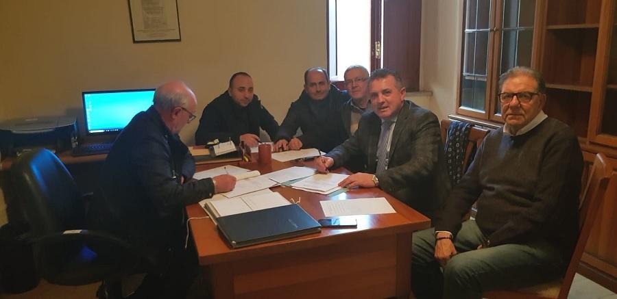 Disposto il pagamento agli operai forestali con anticipo di cassa del bilancio dell'Ente Provincia