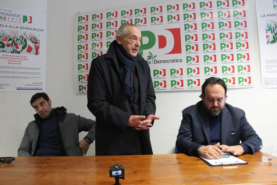 """Dimissioni Mastella, PD: """"ancora disattesa la necessaria convocazione del Consiglio Comunale"""""""