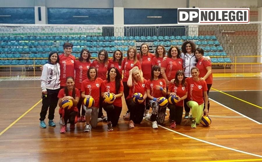 La DP Noleggi SG Volley scende in campo a sostegno della Fop Italia Onlus.