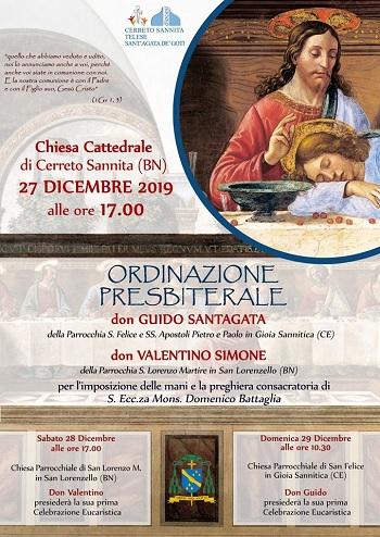 "Settimane natalizie ""on the road"" per mons. Battaglia"