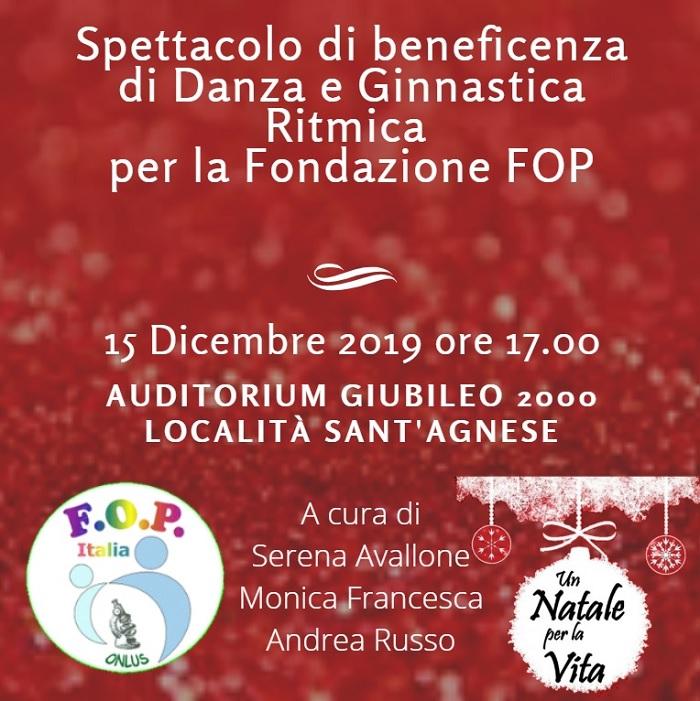 """A San Giorgio Del Sannio evento di beneficienza """"Stelline Danzanti"""" domenica 15 dicembre"""