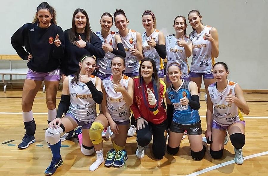Accademia Volley: continua la serie di vittorie,  ok anche contro Cicciano