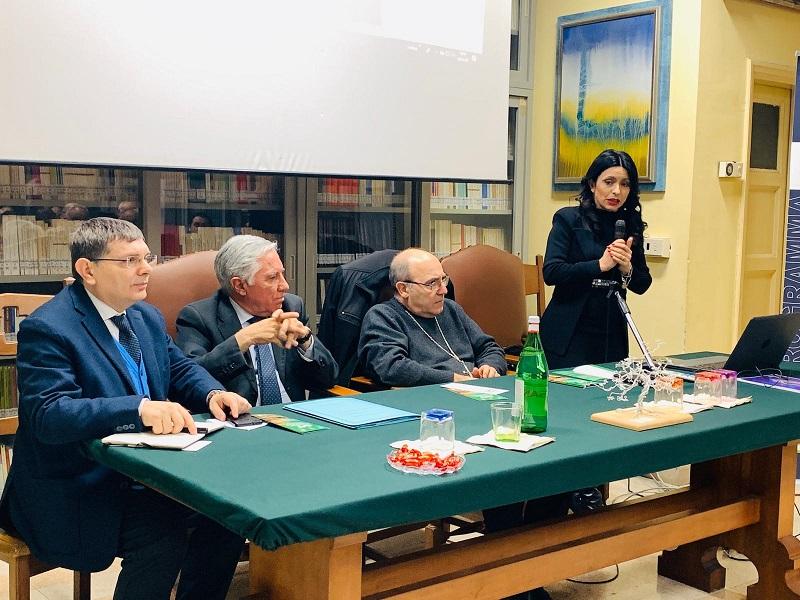 """The economy of Francesco. Il sindaco di Assisi Stefania Proietti: """"Non falliremo il nostro impegno"""""""